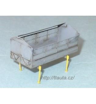 BVN-049 - veľkoobjemová nástavba AGRO