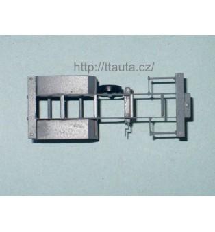 Náves kontajnerový BSS NK 26.069/061 ISO-1C