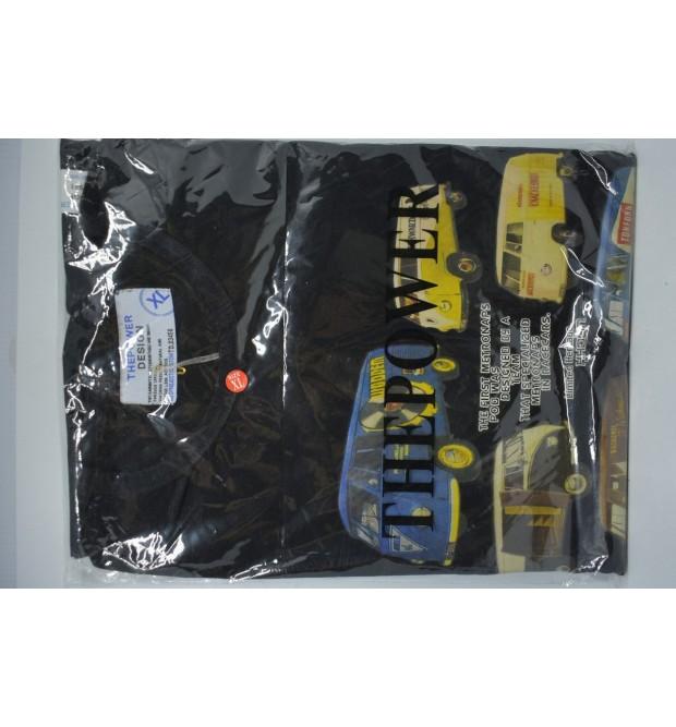 Tričko čierne - veľ. XL