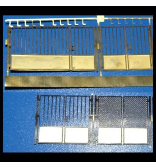 Malá brána - šírka 20mm (H0)
