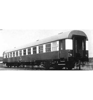 """Popis - Baim """"ČSD"""" osobný vozeň pre motorové vlaky (H0)"""