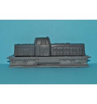 Dieselová lokomotíva T 444.0 (725) - H0