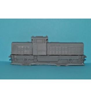 Dieselová lokomotíva T 444.1 (726) - H0
