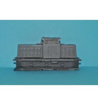 Dieselová lokomotíva T 334.0 (710) - H0