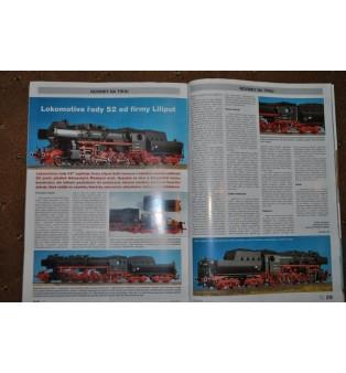 Železničný magazín - ročník 2002 (kompletný)