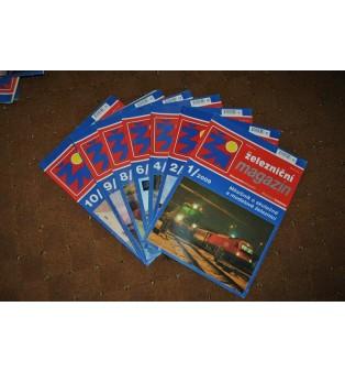 Železničný magazín - ročník 2009 (nekompletný)