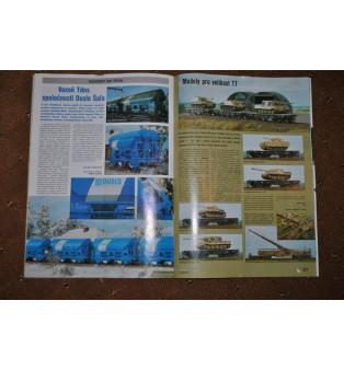 Železničný magazín - ročník 2009 (kompletný)