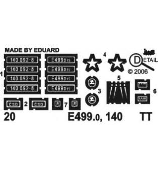 Detaily k E499.0 , 140 (TT)