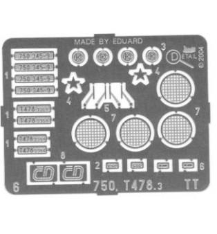 Doplnky k T478.3351, 750 345-9 (TT)