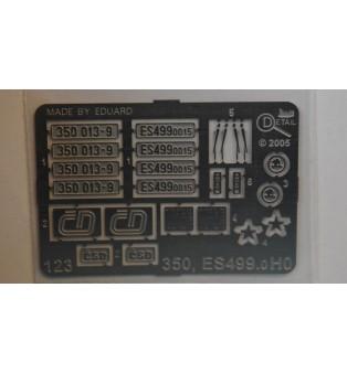 Detaily k 350 013-9, ES499.0015 (H0)