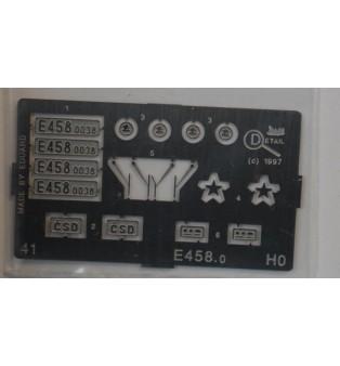 Detaily k E458.0038 (H0)