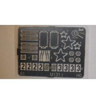 Detaily k M131.1081, M131.1487 (H0)