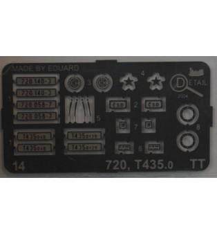Detaily k 720 140-3, 085-7, T435.040, 0139 (TT)