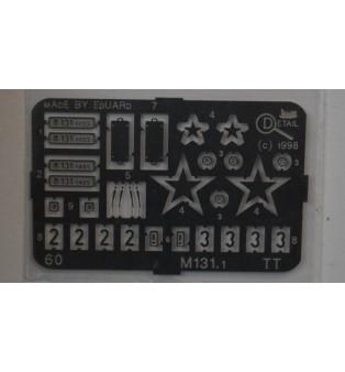 Detaily k M131.1133, M131.1405 (TT)
