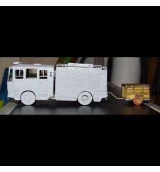 CAS vozík k hasičským autám (TT)