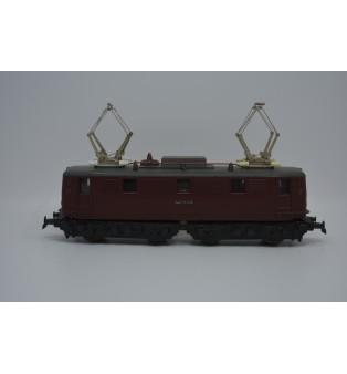 "Elektrická lokomotíva BR 46 ""DR"""