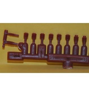 Izolátory elektrických lokomotív (H0)