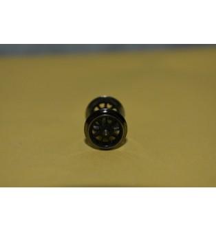 Kovové dvojkolia lúčové - 11,0/24,0mm (4 ks v balení) (H0)