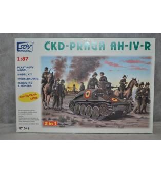 ČKD Praga AH-IV-R (2x v stavebnici)