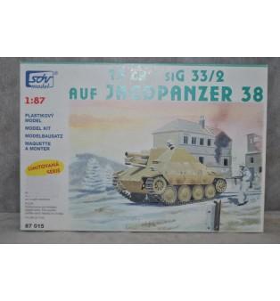 JAGD PANZER 38 (15cm - SIG 33/2)