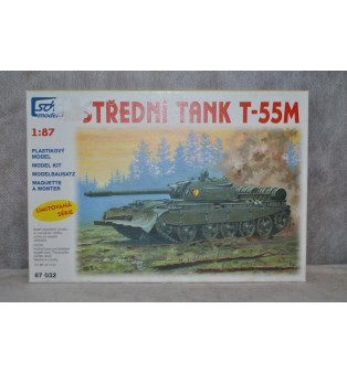 Stredný tank T-55M