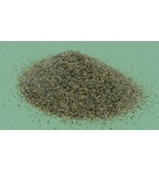 ŠTRK jemný - farba šedé-čierna - 0-0.4mm (3000g)