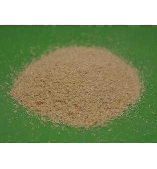 ŠTRK jemný - farba sivobiela - 0-0.4mm (80g)