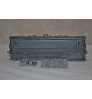 """Elektrická lokomotíva S489.0/230.0 """"Laminátka"""""""