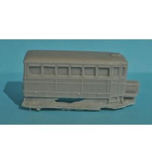 Koľajový autobus PRAGA - M120.0 (TT)