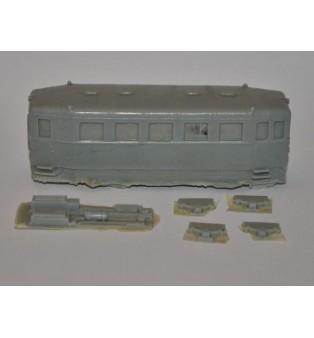 Motorový vozeň M 131.341 - 549 (TT)