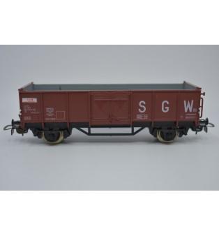 """Otvorený vagón SGW """"SNCF"""""""