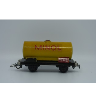 Cisternový vagón MINOL