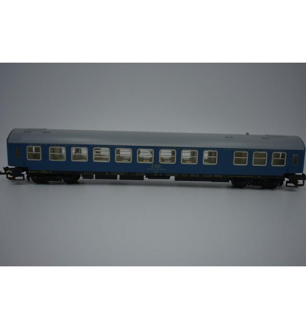"""Rýchlikový vagón WR """"ČSD"""""""