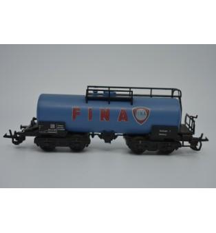 """Cisternový vagón FINA """"DB"""""""