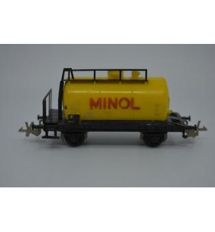 """Cisternový vagón MINOL """"DR"""""""