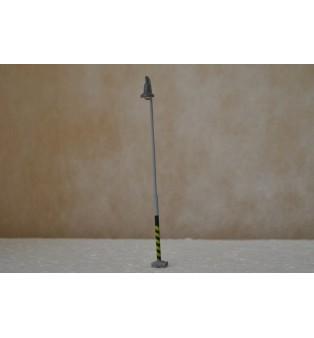 Staničná lampa (LED-biele svetlo)